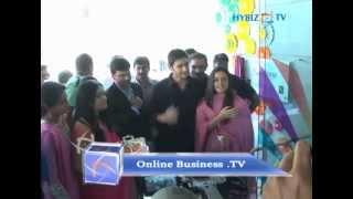 Srimanthudu -  Mahesh Babu Lanuches Rainbow Hospital - Hybiz.tv