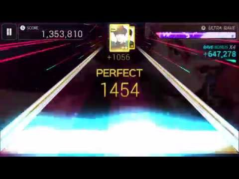 EXO-K / LIGHTSABER [SuperStar SMtown] (full combo)