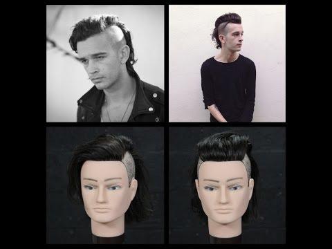 Matt Healy - The 1975 - Haircut Tutorial