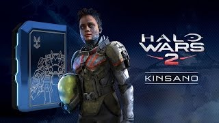 Halo Wars 2 - Kinsano Launch Trailer