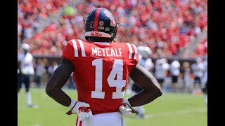 Is DK Metcalf the Best Receiver in the 2019 NFL Draft? | Official Highlights