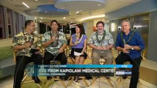(KHNL) Hawaii News Now Sunrise Open (July 11, 2016)