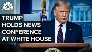 President Trump holds a news conference at the White House — 9/16/2020