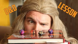 Dungeons and Dragons Lesson: Mastering the Tropes