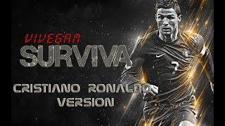Vivegam Surviva song - Cristiano Ronaldo Version - HD
