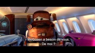Cars 2 :  bande-annonce 3 VOST