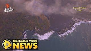 Hawaii Volcano Eruption Update - Friday Morning (July 27, 2018)