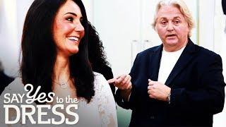 Kate Middleton Lookalike is Searching For Her Very Own Wedding Dress | Say Yes To The Dress UK