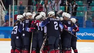 2018 Winter Olympics: U.S. Women Top Finland, 5-0, In Semifinals