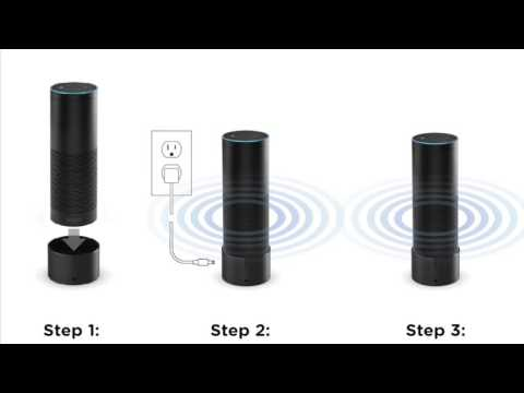 Introduction to Battery Base for Amazon Echo