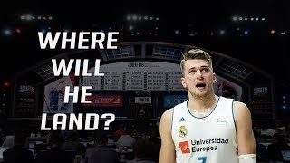 OFFICIAL 2018 NBA Mock Draft! Is Luka Doncic Sliding?