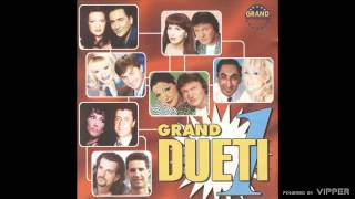Goca Bozinovska i Enes Begovic - Kaznio me zivot - (Audio 2001)