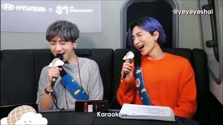 [ENGSUB] Yesung and Leeteuk Morning Call