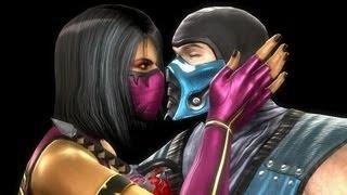 Mortal Kombat Komplete PC Mileena Ladder Playthrough