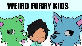 My High School Teacher Reacts to Furry Kids