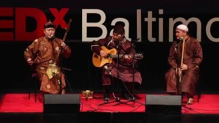 Alash Ensemble - Tuvan Throat Singing | Alash | TEDxBaltimore