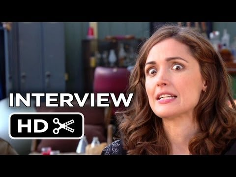 Neighbors Interview - Rose Byrne (2014) - Comedy HD - YouTube