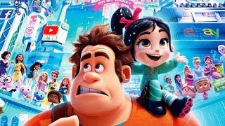 WRECK-IT RALPH 2 Promo Clips - Ralph Breaks The Internet