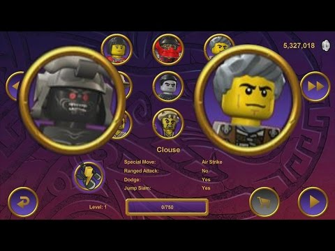 LEGO® Ninjago Tournament for IOS/Android Gameplay Trailer ...