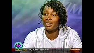 Venus Williams 13 Years Ago Claps Back at Insulting Question/Allegation of Match Fixing (2008)