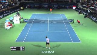 Video Highlights: ATP Quarter-final Action