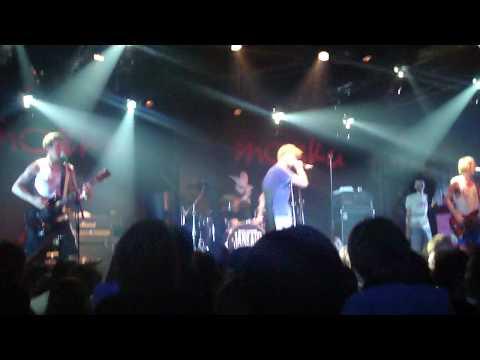 Jane Air - Sed Non Satiata (live Tochka 4.08.2010)