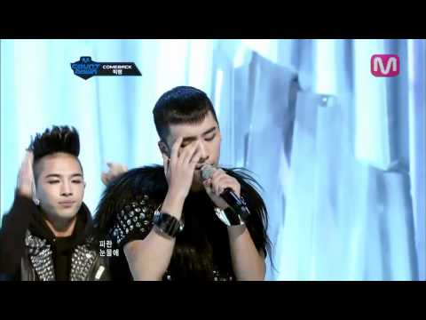 빅뱅_Blue(Blue by BIGBANG@Mcountdown_2012.03.15)