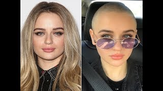 Joey King Shaves Head for Upcoming Role as Gypsy Rose Blanchard: 'No Part of Me Was Nervous' - News