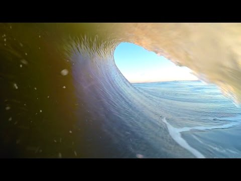 Rob Kelly's Psychedelic Barrels in North Carolina - GoPro of the World March Winner