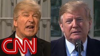 Trump threatens 'SNL' with 'retribution' over parody