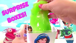 Huge Surprise Toy Blind Box Show: Paw Patrol, Trolls, Moana, Dory, Princess and PJ Masks