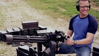 Missouri Gov. Campaign Ad: Just Shooting a Huge Gun Into a Pond