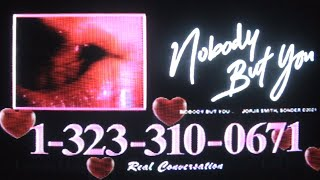 Sonder ft Jorja Smith - Nobody But You [Official Lyric Video]