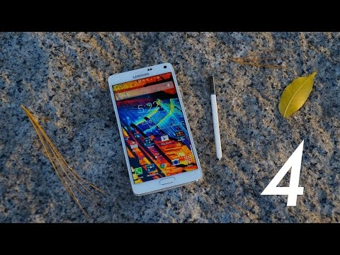 Baixar Samsung Galaxy Note 4 Review: The Best of What's Big