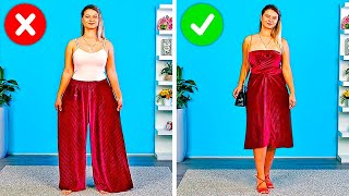 40 COOL HACKS TO REMAKE OLD CLOTHES AND SAVE MONEY