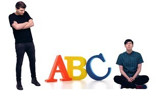 Learn the Alphabet with Dan and Phil