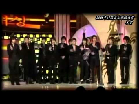 SuperJunior - The Collection of Awards [2006~2010]