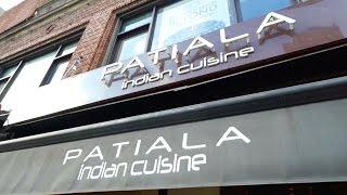 Patiala Indian Restaurant, NYC