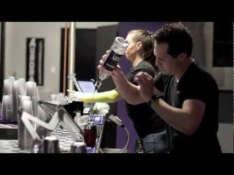 Aurora Bartending Speed Drill - Jay D