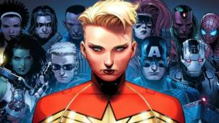 Captain Marvel is everything wrong with SJW Marvel