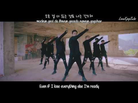 Monsta X - Stuck (네게만 집착해) MV [English subs + Romanization + Hangul] HD