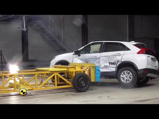 帥勁又安全,Mitsubishi Eclipse Cross 獲得 Euro NCAP 五顆星安全評價