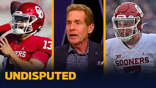 Who starts for Oklahoma: Spencer Rattler or Caleb Williams? - Skip & Shannon I NCAA I UNDISPUTED