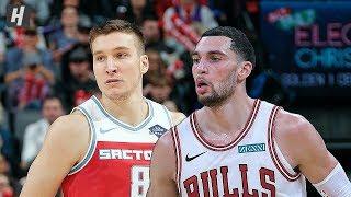Chicago Bulls vs Sacramento Kings - Full Game Highlights | December 2, 2019 | 2019-20 NBA Season