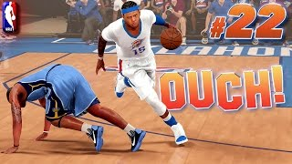 CURRY Jersey, Ankle Breakers & LOBS! - NBA 2K16 MyCareer Playoffs