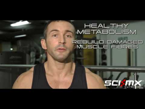 The Importance Of Protein With James Alexander-Ellis