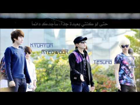 Super Junior K.R.Y - Stop Walking By {Arabic Sub}