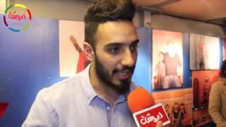 شاهد .. ليث أبو جودة يحتفل بألبوم بنت البلد في ساقية الصاوي     -