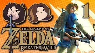 Breath of the Wild: Shirtless Hero - PART 1 - Game Grumps