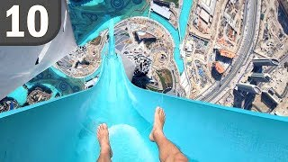 Top 10 Most Dangerous Waterslides